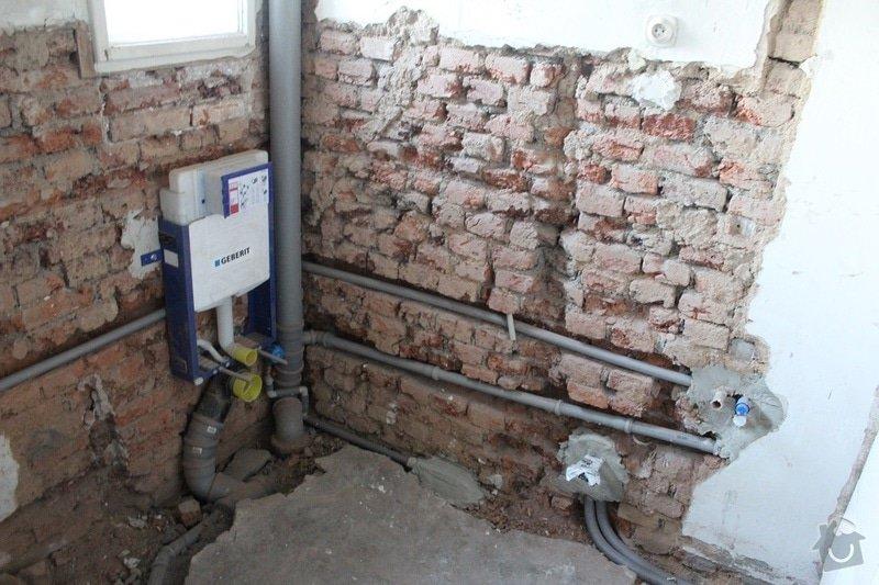 Nový rozvod vody, kanalizace, plynu a topení: IMG_0728