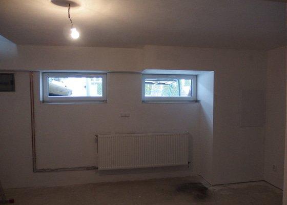 Rekonstrukce místnosti