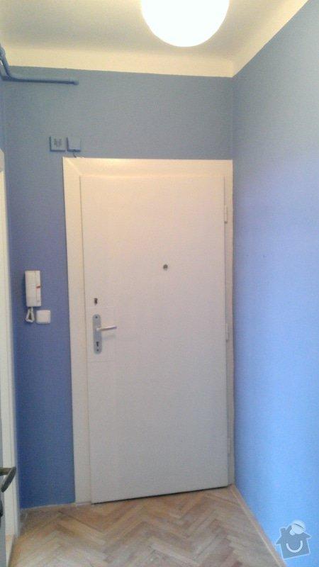 Lakování dveří: 1.