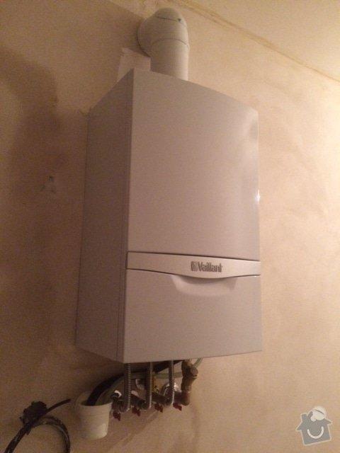 Rekonstrukce vody, kanalizace, plynu a topení v bytě: IMG_0603