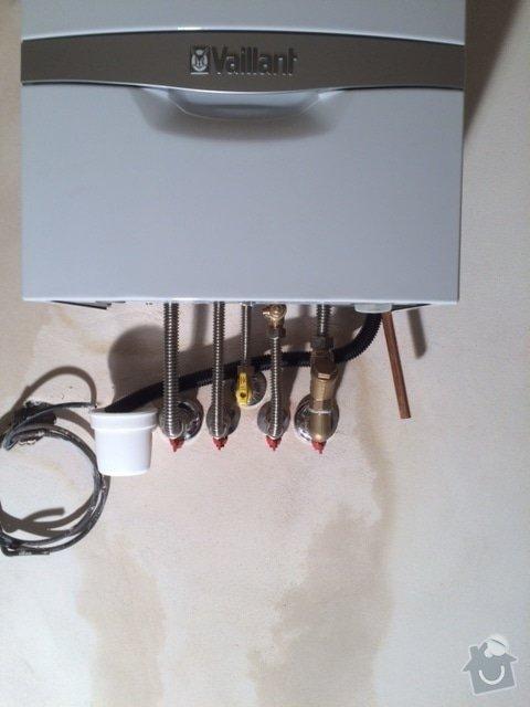 Rekonstrukce vody, kanalizace, plynu a topení v bytě: IMG_0591