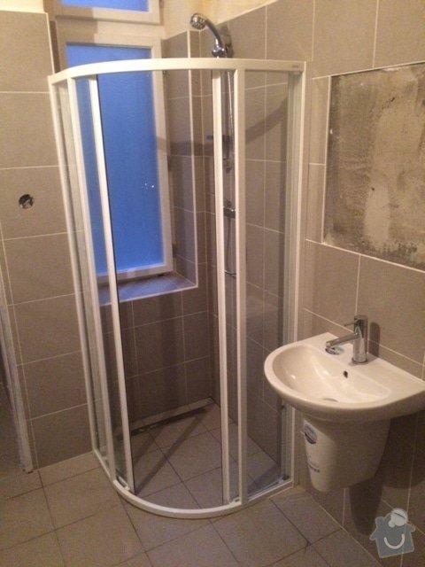 Rekonstrukce vody, kanalizace, plynu a topení v bytě: IMG_0593