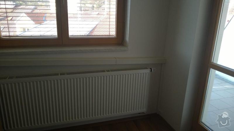 Přesunutí klimatizační jednotky z balkonu na střechu: KLIMATIZACE2