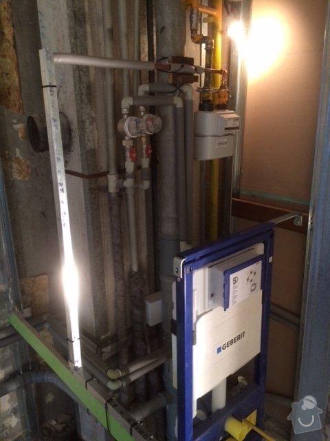 Rekonstrukce ZTI a rozvodu plynu bytového jádra: IMG_0578