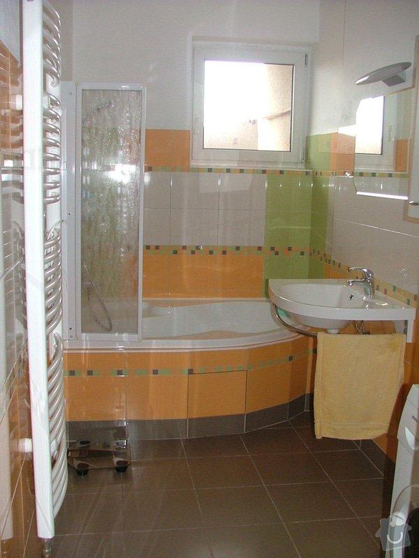 Kompletni rekonstrukce koupelny: DSCF5441