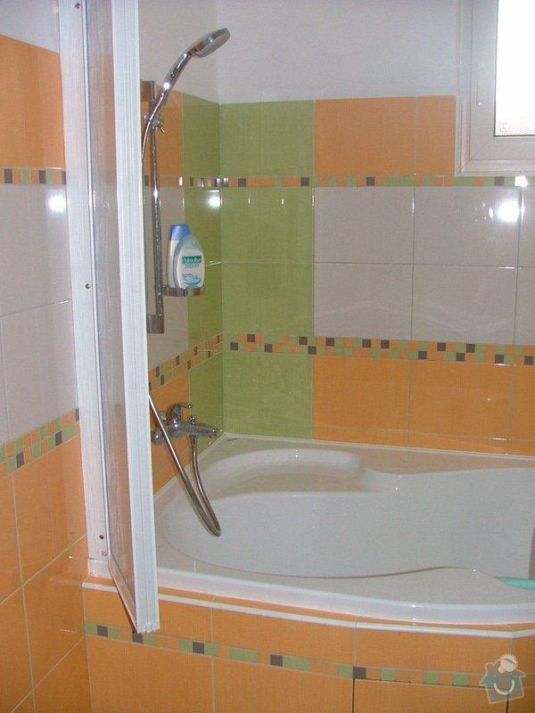 Kompletni rekonstrukce koupelny: DSCF5442