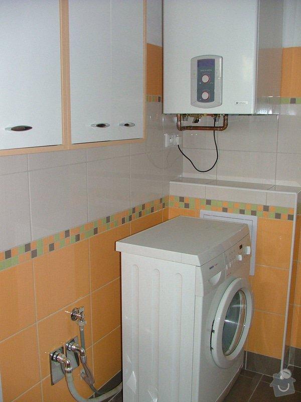 Kompletni rekonstrukce koupelny: DSCF5445