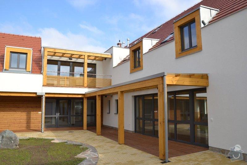 Novostavba střechy chráněného bydlení Brumovice: DSC_0238