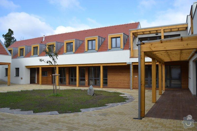 Novostavba střechy chráněného bydlení Brumovice: DSC_0239
