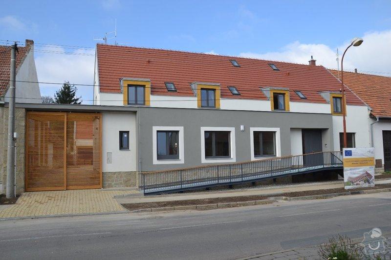 Novostavba střechy chráněného bydlení Brumovice: DSC_0244