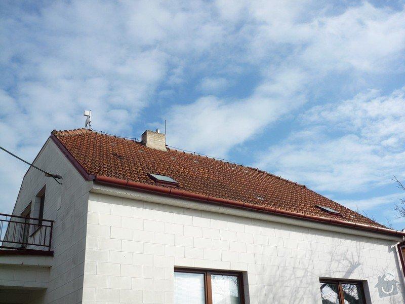 Oprava střechy RD: zapadoseverni_pohled