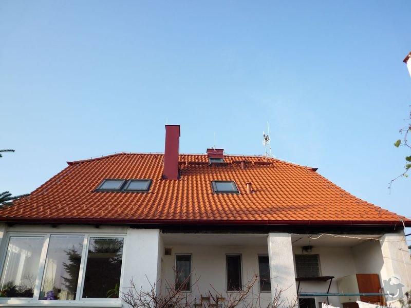 Oprava střechy RD: P1010003