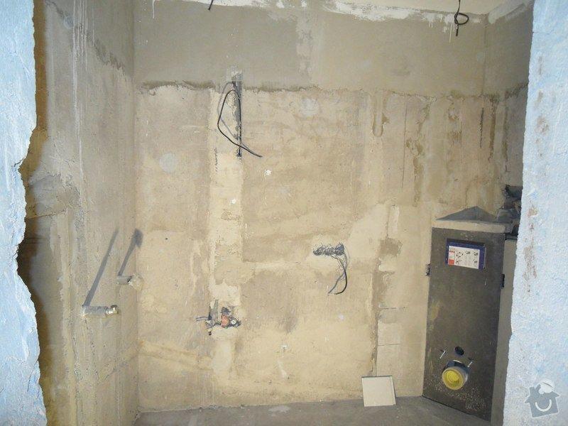 Obložení koupelny cca 20 m2: SDC16459