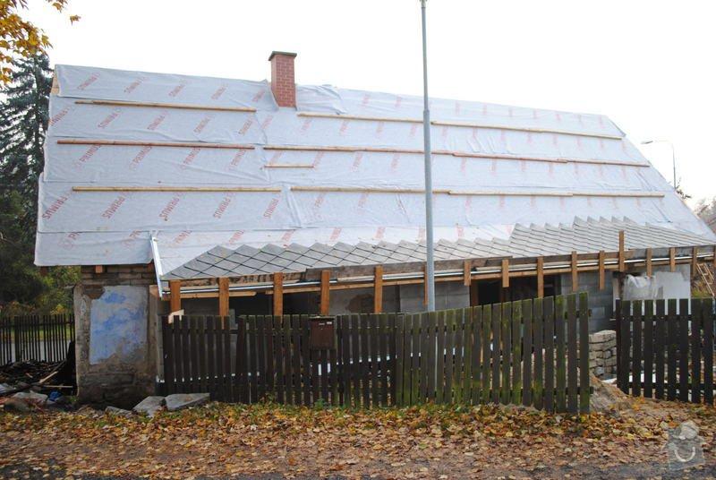 Rekonstrukce  střechy: DSC_0001