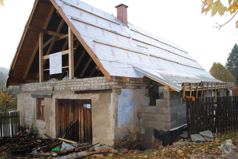 Rekonstrukce  střechy: DSC_0002