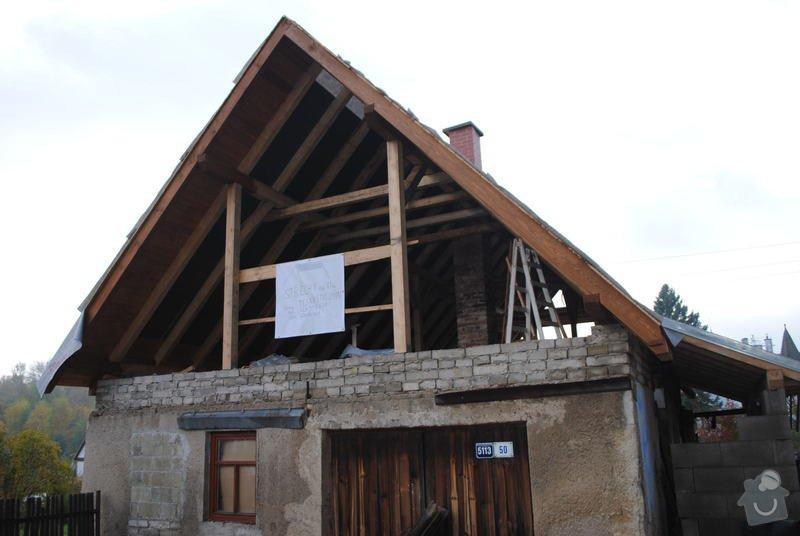 Rekonstrukce  střechy: DSC_0004