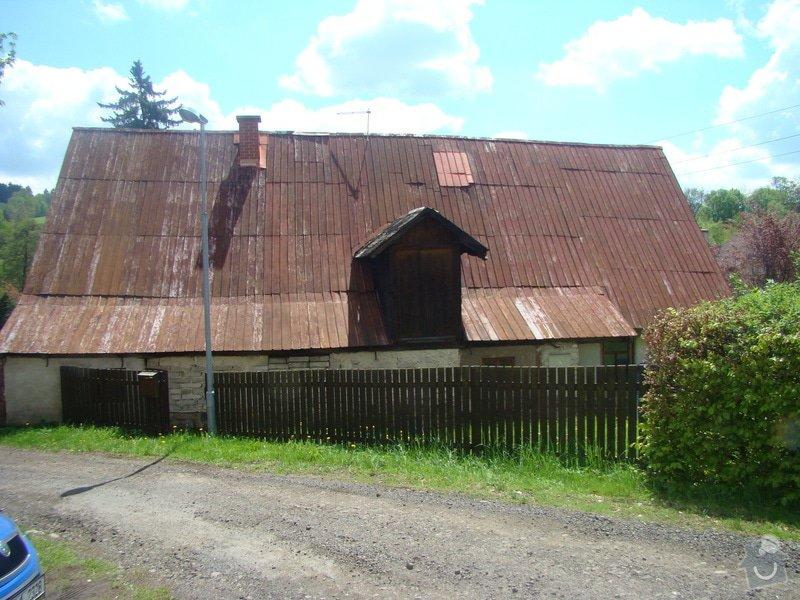 Rekonstrukce  střechy: DSC05133