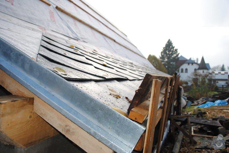 Rekonstrukce  střechy: DSC_0017