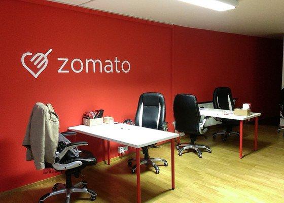 Malování kancelářských prostor a aplikace magicwall nátěru