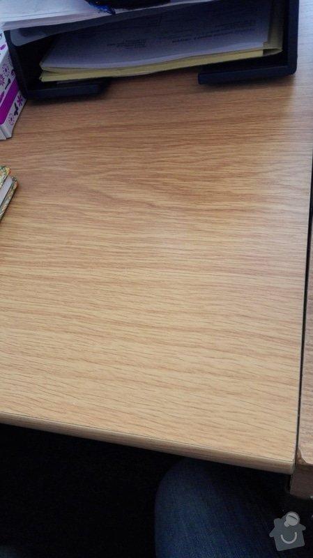 Výroba kancelářského stolu : IMG_20150217_140850
