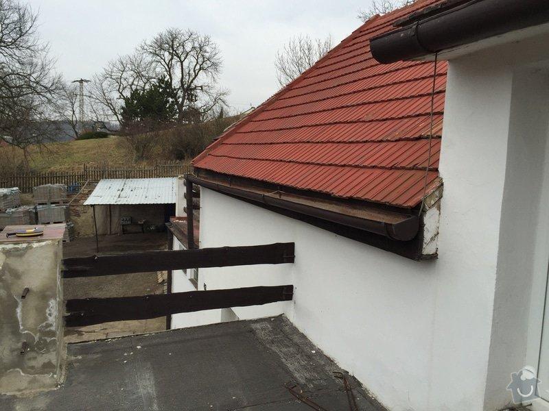 Výměna střechy + prodloužení střechy: IMG_0409