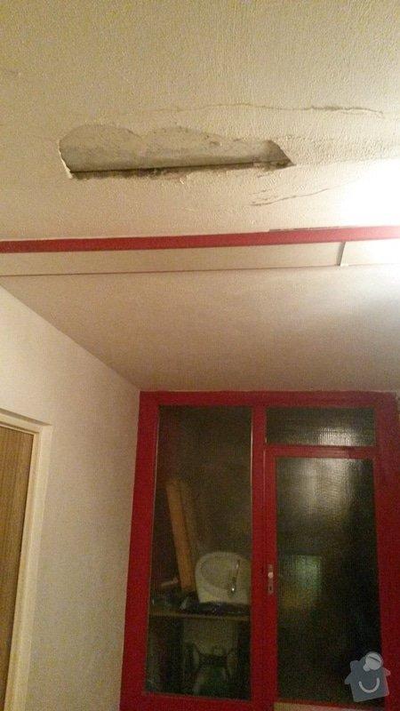 Opravy omítek v panelovém domě: 12_patro