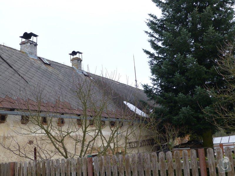 Oprava stresni krytiny na dome : P1000622