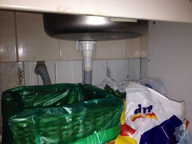 Zapojení myčky (s napojením na přítok i odtok vody): IMG_9092