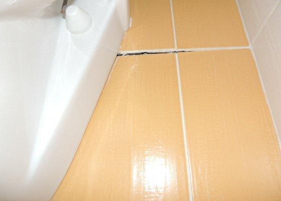 Oprava závěsného WC
