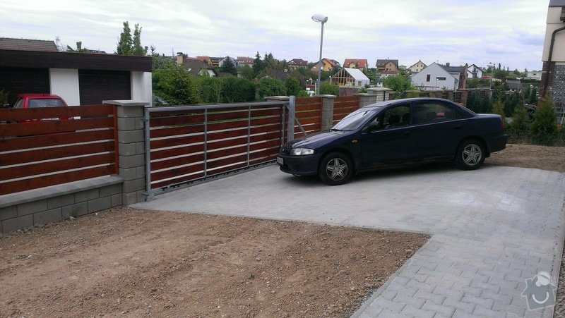 Návrh a realizaci zahrady RD: IMAG0724