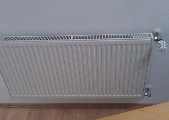 Přidání radiátoru