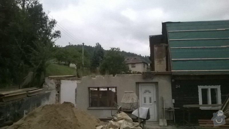 Rekonstrukce  střechy: WP_20140712_003