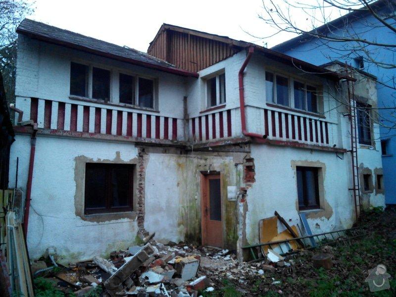 Výměna krytiny a klempířských prvků - střecha 66m2: IMG_20141106_160542