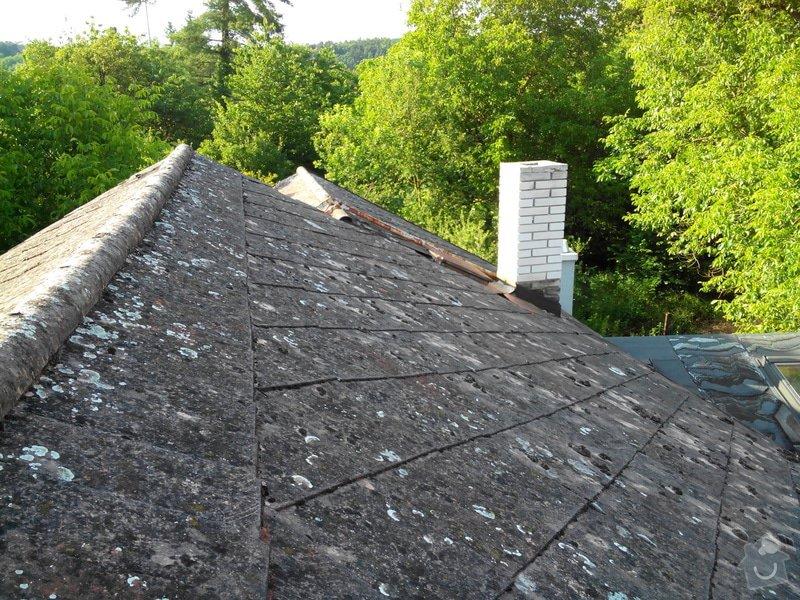 Výměna krytiny a klempířských prvků - střecha 66m2: IMG_20140701_101847