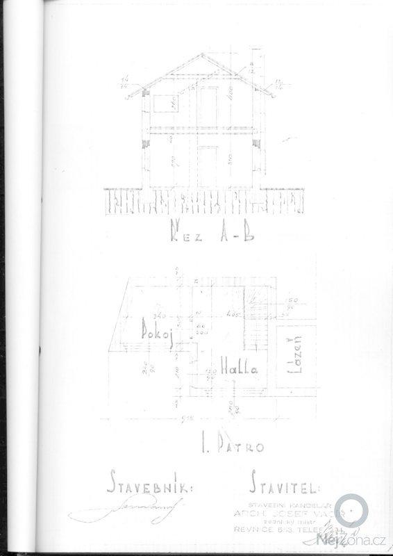 Výměna krytiny a klempířských prvků - střecha 66m2: planek3