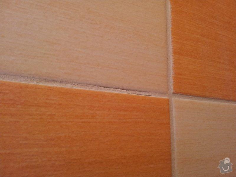 Srovnání zdí a následný obklad koupelny v rodinném domě: 20141006_162558