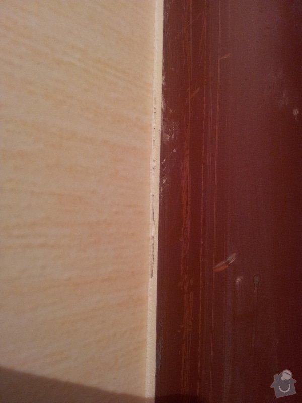 Srovnání zdí a následný obklad koupelny v rodinném domě: 20141006_162913