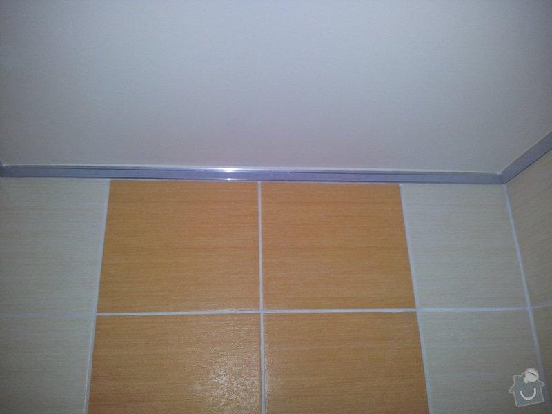 Srovnání zdí a následný obklad koupelny v rodinném domě: 20150218_185648