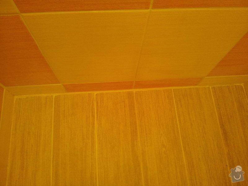 Srovnání zdí a následný obklad koupelny v rodinném domě: 20150218_185803