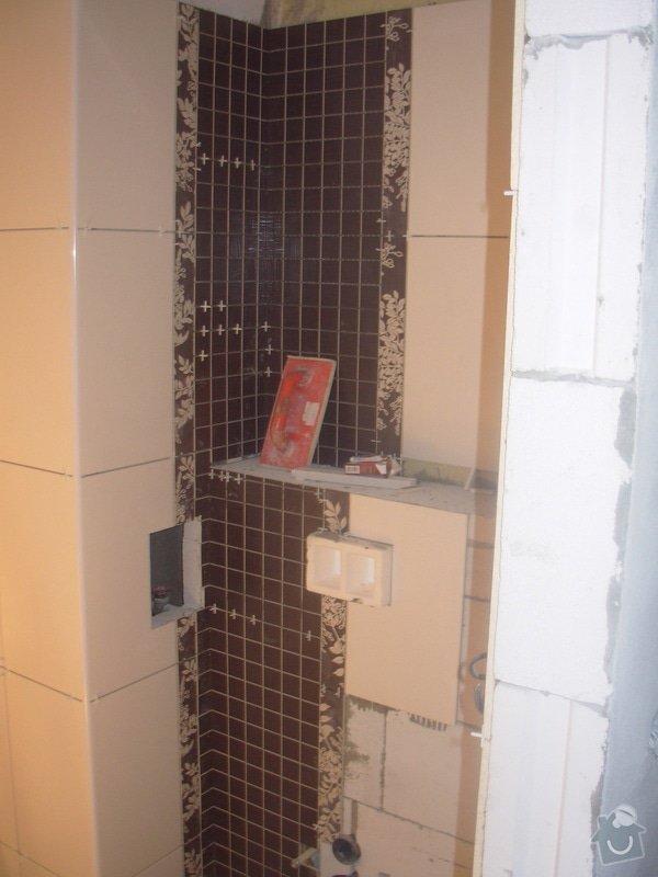 Obklad koupelny: DSCN3859
