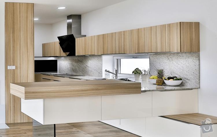 Realizace kuchyně na míru: moderni_svetle_drevo