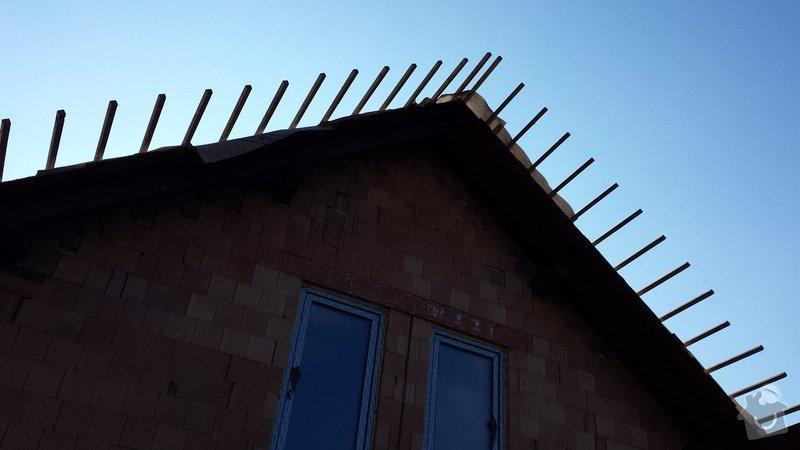 Dodělání střechy: 20150217_134958