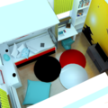 Studentsky pokoj pokoj pro studenta v asijskem stylu v1 2014 05 21 14070200000