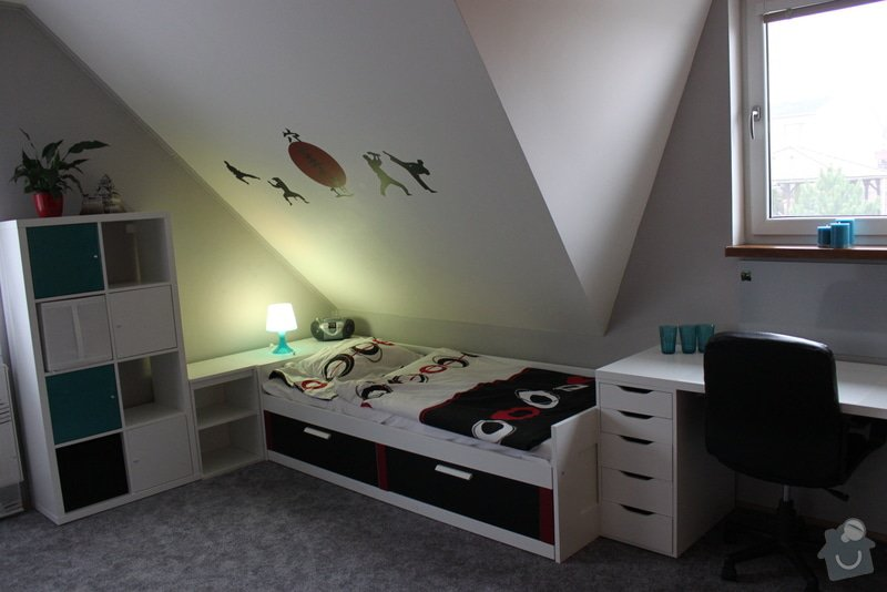 Studentský pokoj: IMG_7186