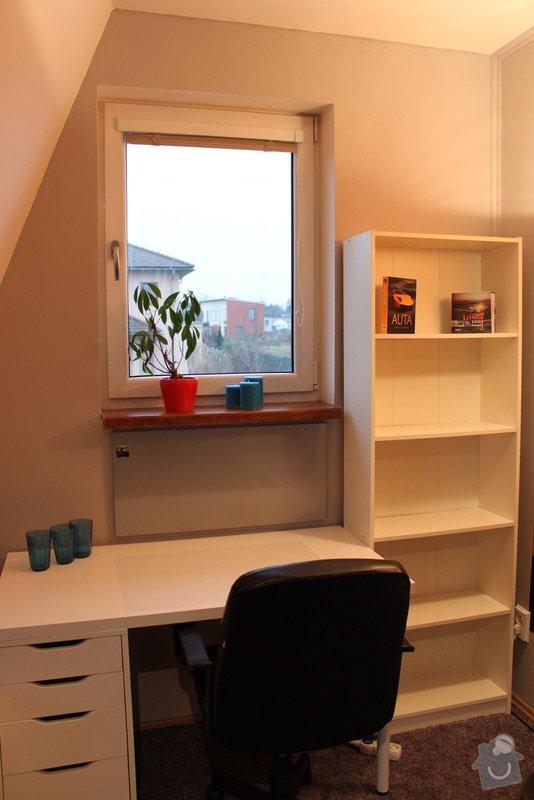 Studentský pokoj: IMG_7237
