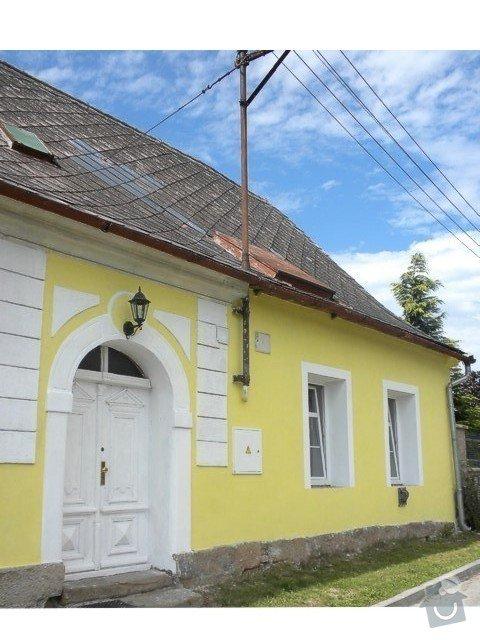 Renovace vchodových dveří: Dvere_domecek