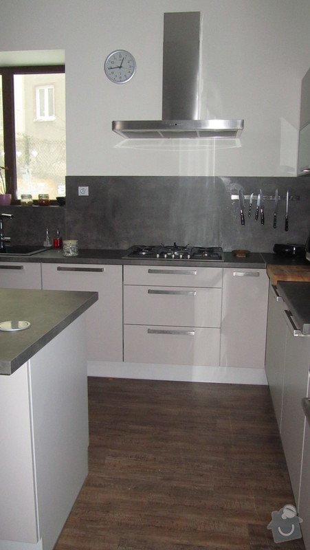 Kuchyně, obývací pokoj, vestavěné skříně: IMG_5070