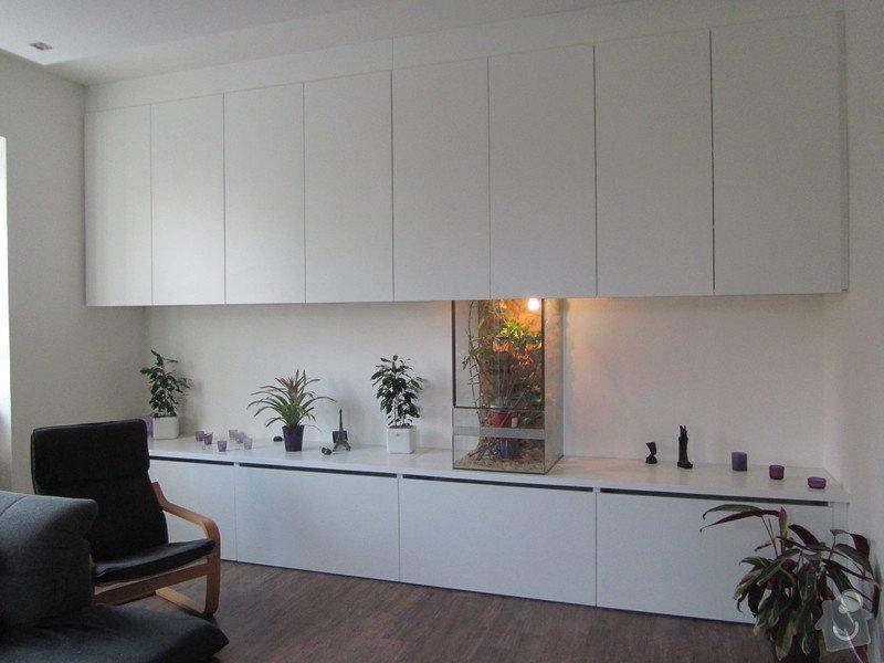 Kuchyně, obývací pokoj, vestavěné skříně: IMG_5062