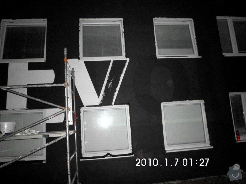 Opravy a nátěry fasády, nátěry střech,zábradlí, okapů  a schodišťové konstrukce: HPIM0036