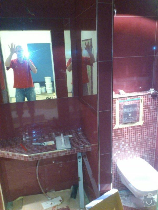 Obklad WC a koupelny: DSC_0041